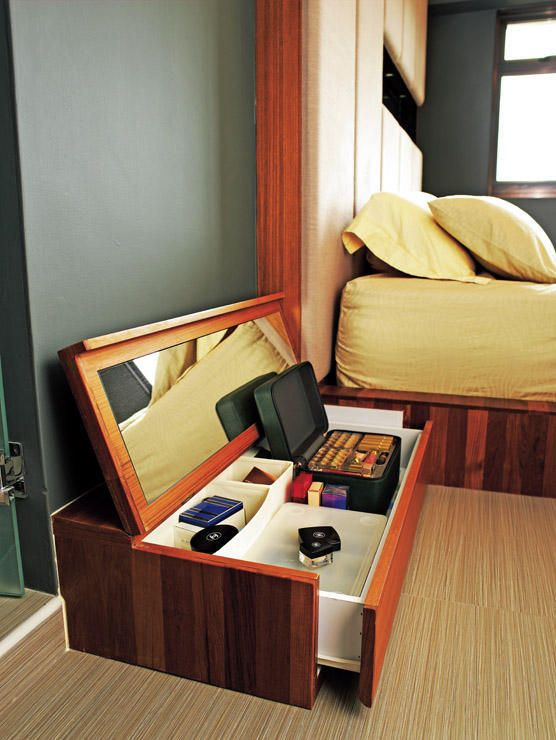 Hdb Study Room Design Ideas: 12 Built-in Storage Ideas For Your HDB Flat