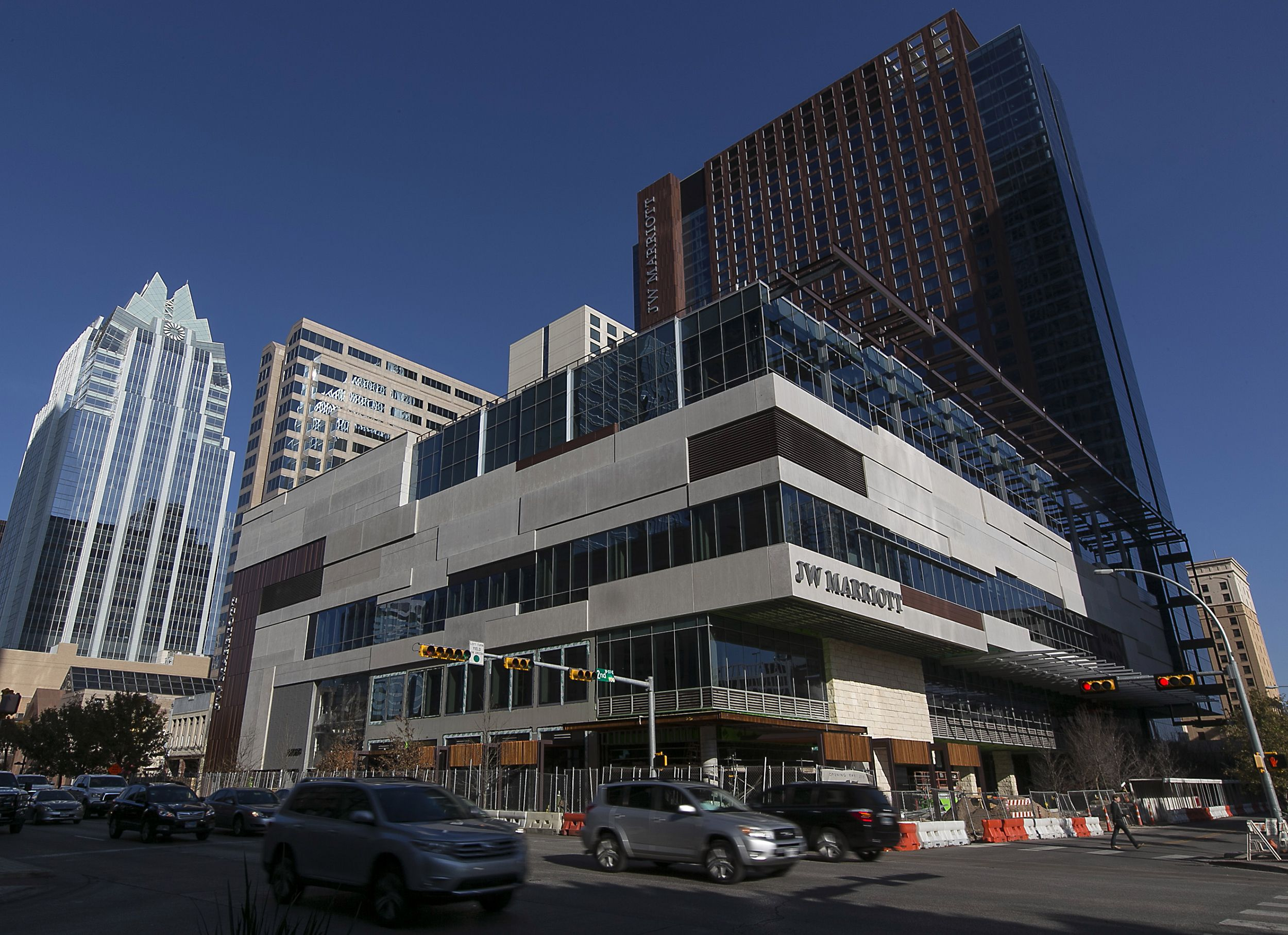 The Jw Marriott Downtown Will Be Largest Hotel In Austin Credit Rodolfo