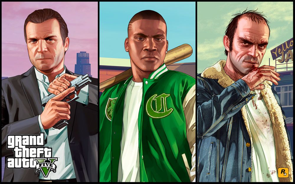 Why People Still Keep Playing Grand Theft Auto 5 S Story Mode