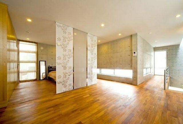 panneaux japonais pour une ambiance d int rieur unique s paration de pi ce pinterest. Black Bedroom Furniture Sets. Home Design Ideas