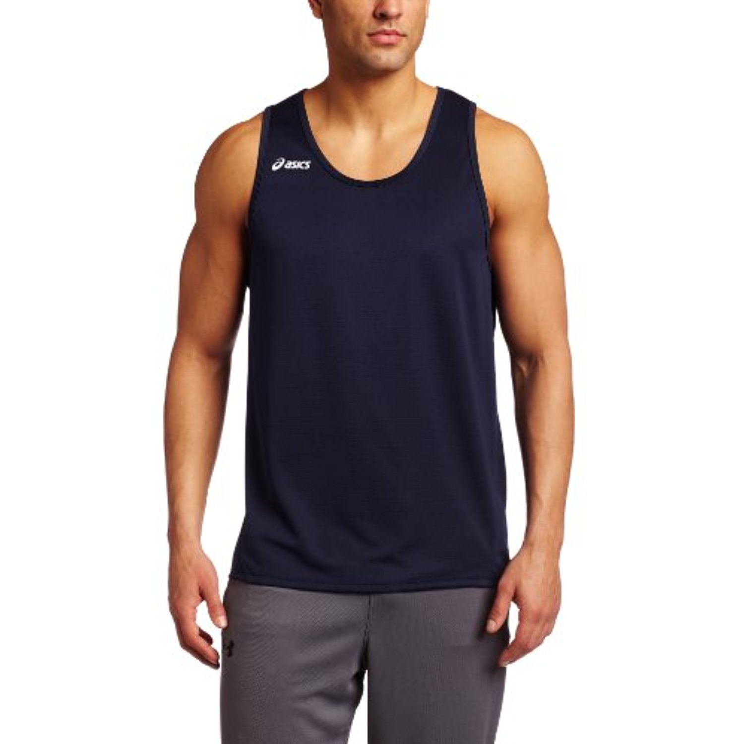 0abbf9b1b2491 ASICS Men s Propel Singlet -- Click image for more details. (This is an  affiliate link)  Clothing
