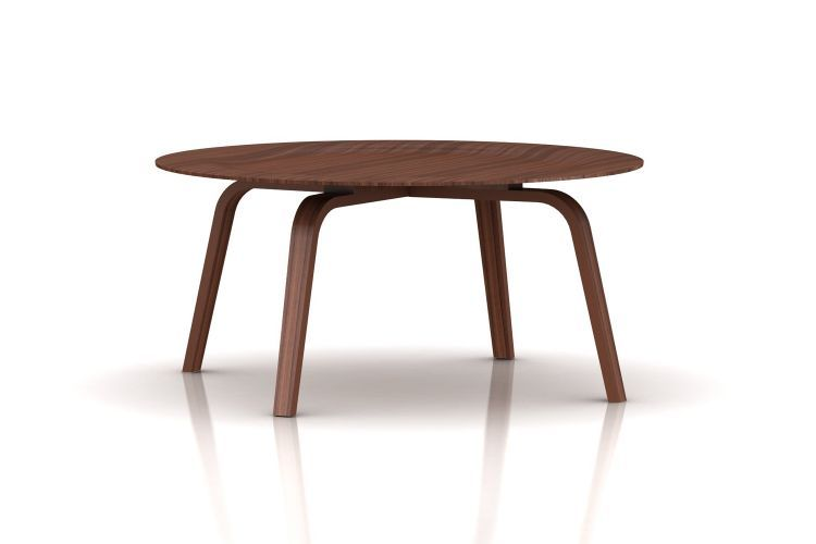 Eames Molded Plywood Coffee Table By Herman Miller