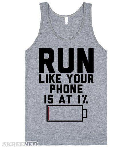 Vielleicht brauchst du ein bisschen Hilfe bei der Trainingsmotivation, lass dieses Shirt sein