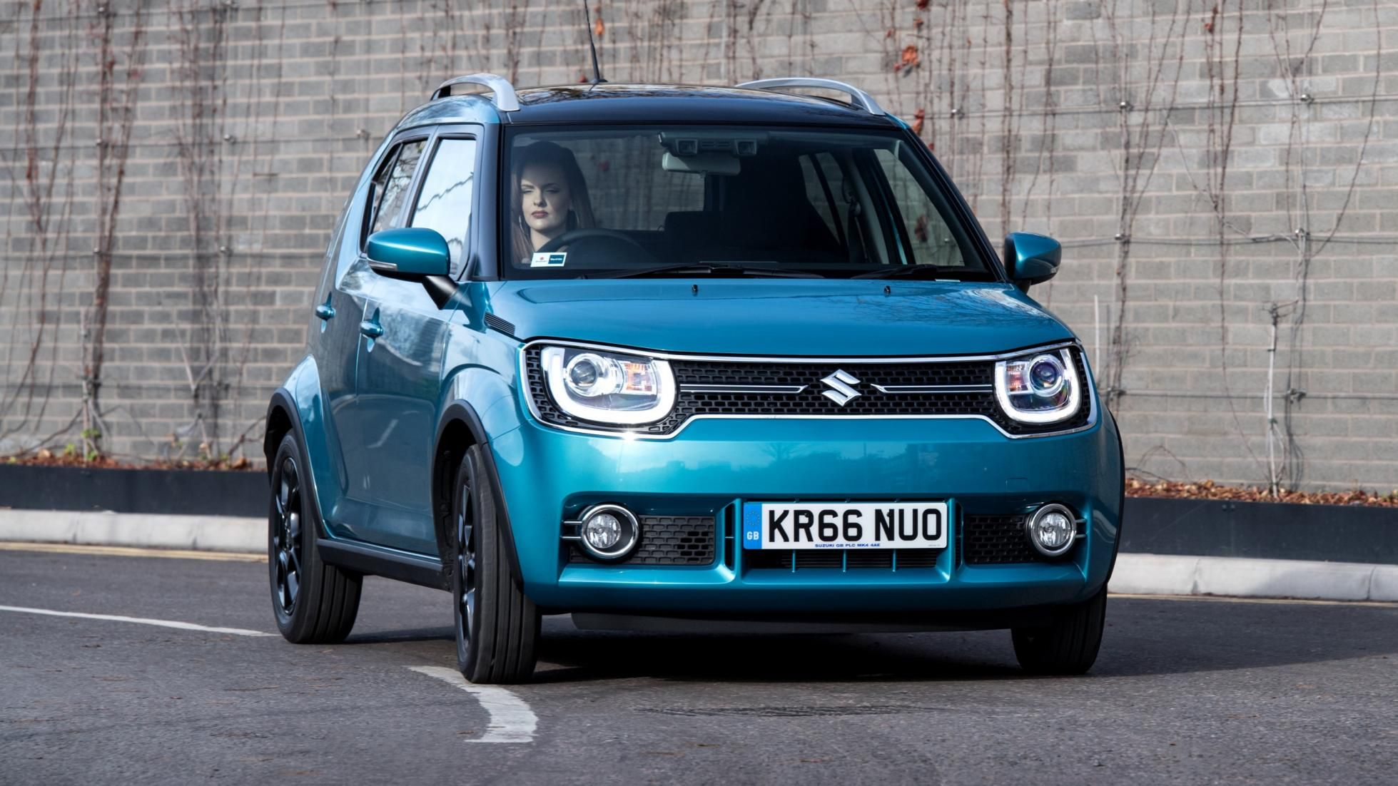The Suzuki Ignis Isn T That A Bit Of A Dullard Well It Was The