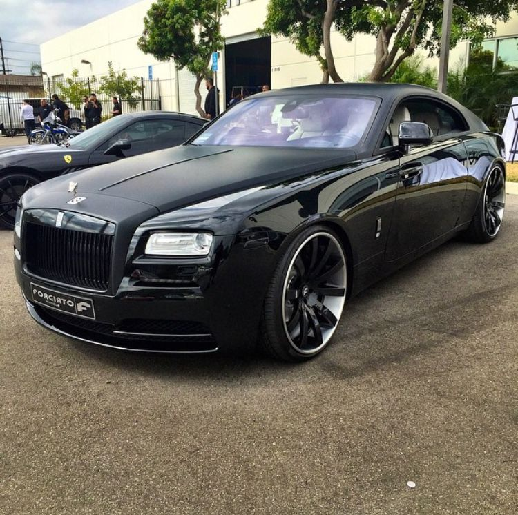 Cars, Rolls Royce And
