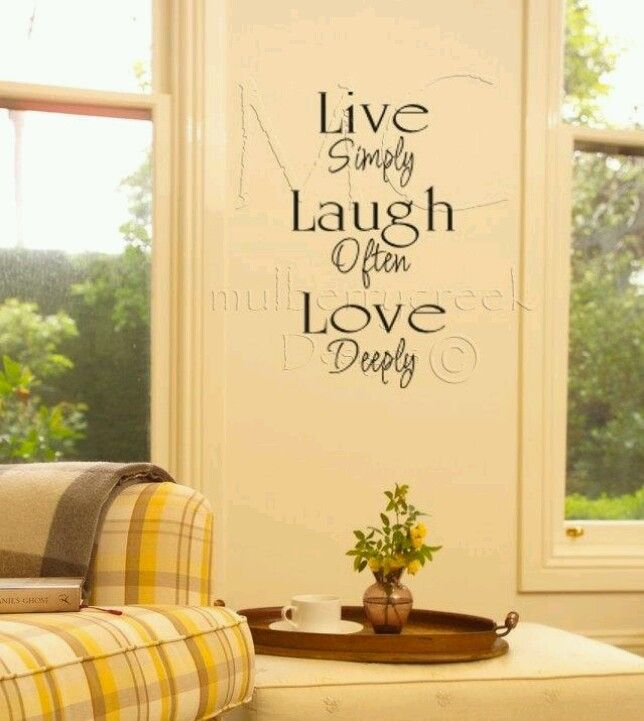 Live, Laugh, Love | Oooh that\'s nice | Pinterest