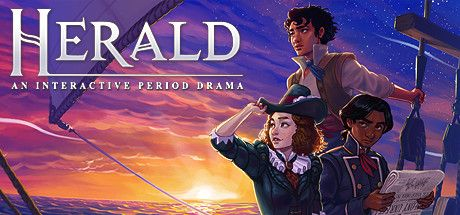 [Steam] Special Promotion: Herald: An Interactive Period Drama - Book I & II ($7.99 / 20% off) Ends April 3rd