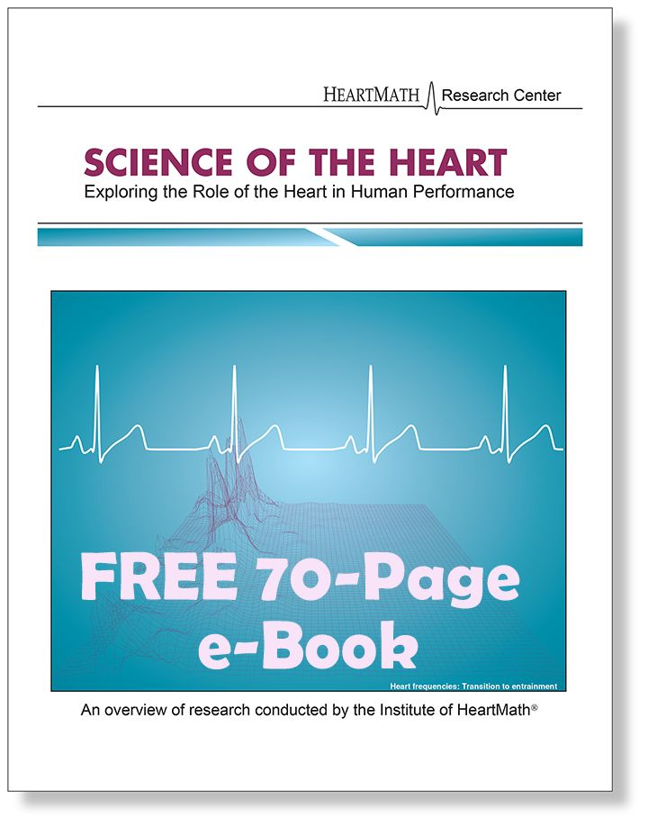 Science Of The Heart Science Fitness Body Emotions
