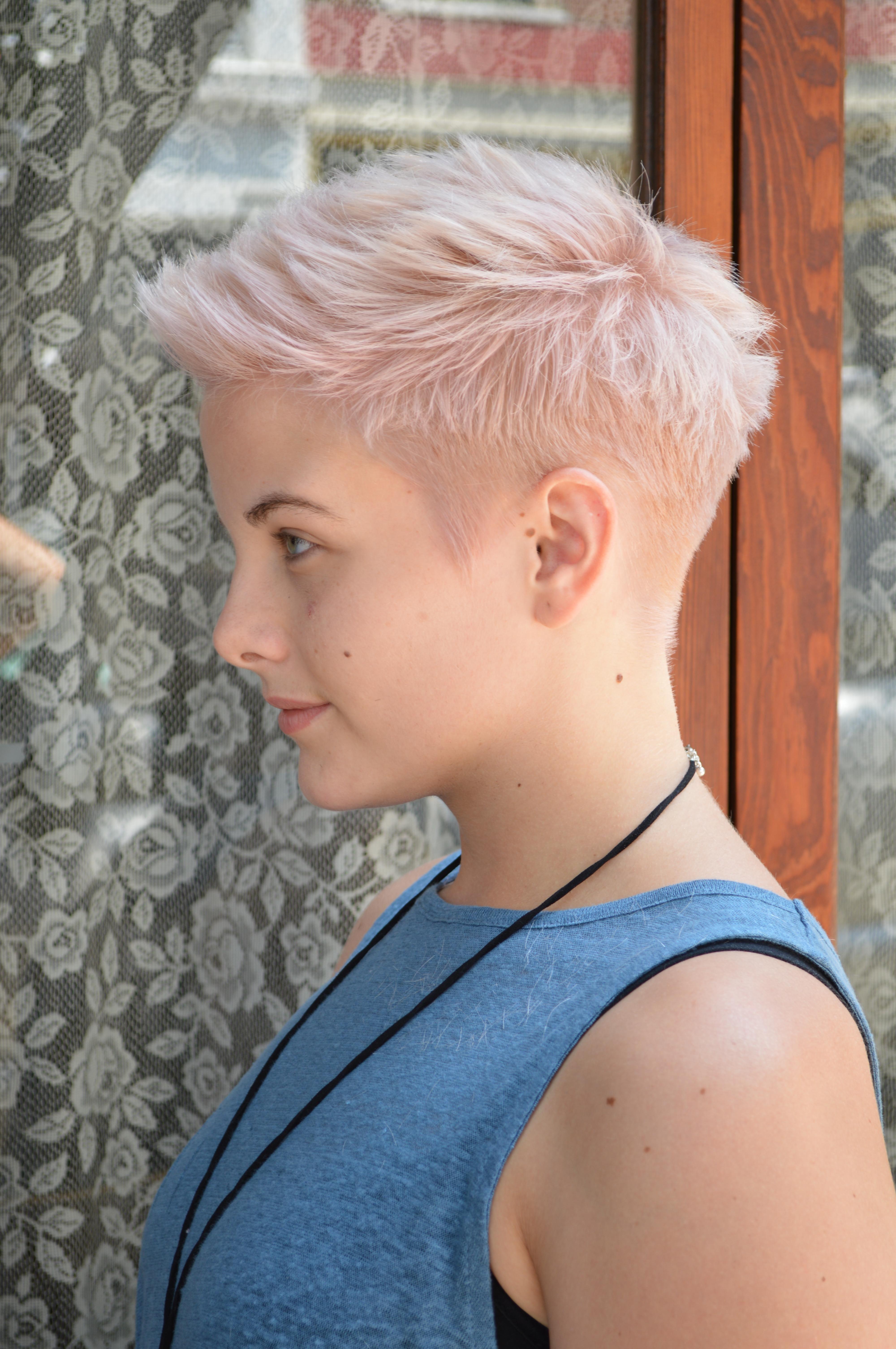 pink pixie