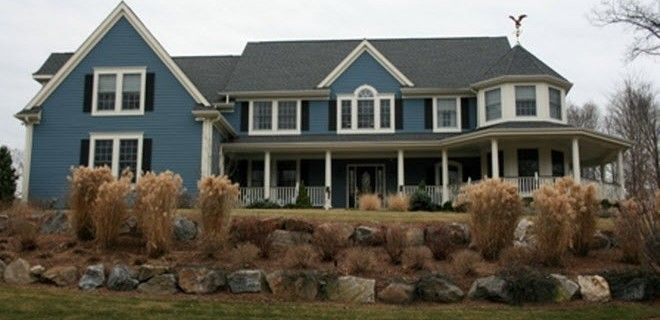 Exterior House Paint Color Combinations | Exterior Painting ...