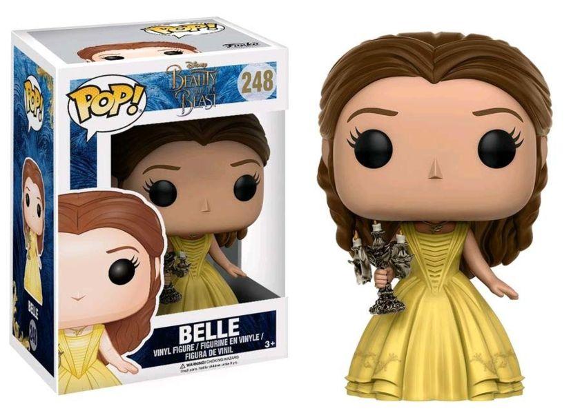 Figurine La Belle Et La Bete Funko Pop Belle Belle Avec Chandelier 09cm De Funko Est Vendu Sur La Boutique 100 Figurine Vinyl Figurine Pop Figurine Pop Disney