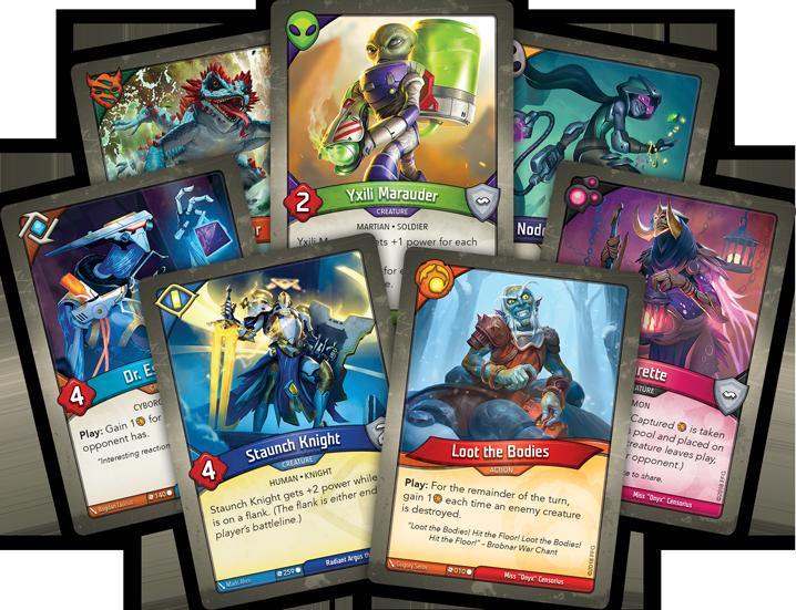 Keyforge Card Games Deck Of Cards Game Design