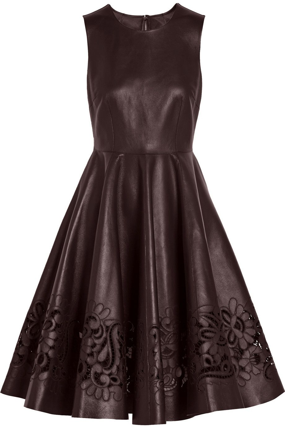 f0da978c Cutout leather dress | Dolce & Gabbana | 50% off | UK | THE OUTNET ...