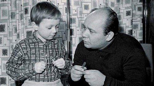 Семейные фото известных советских актёров | Актер ...