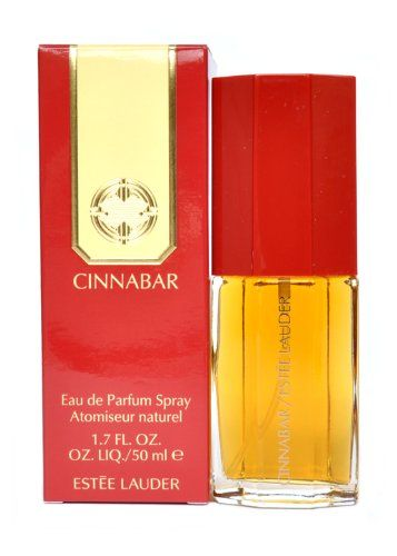 Cinnabar By Estee Lauder For Women Eau De Parfum Spray 17 Ounces