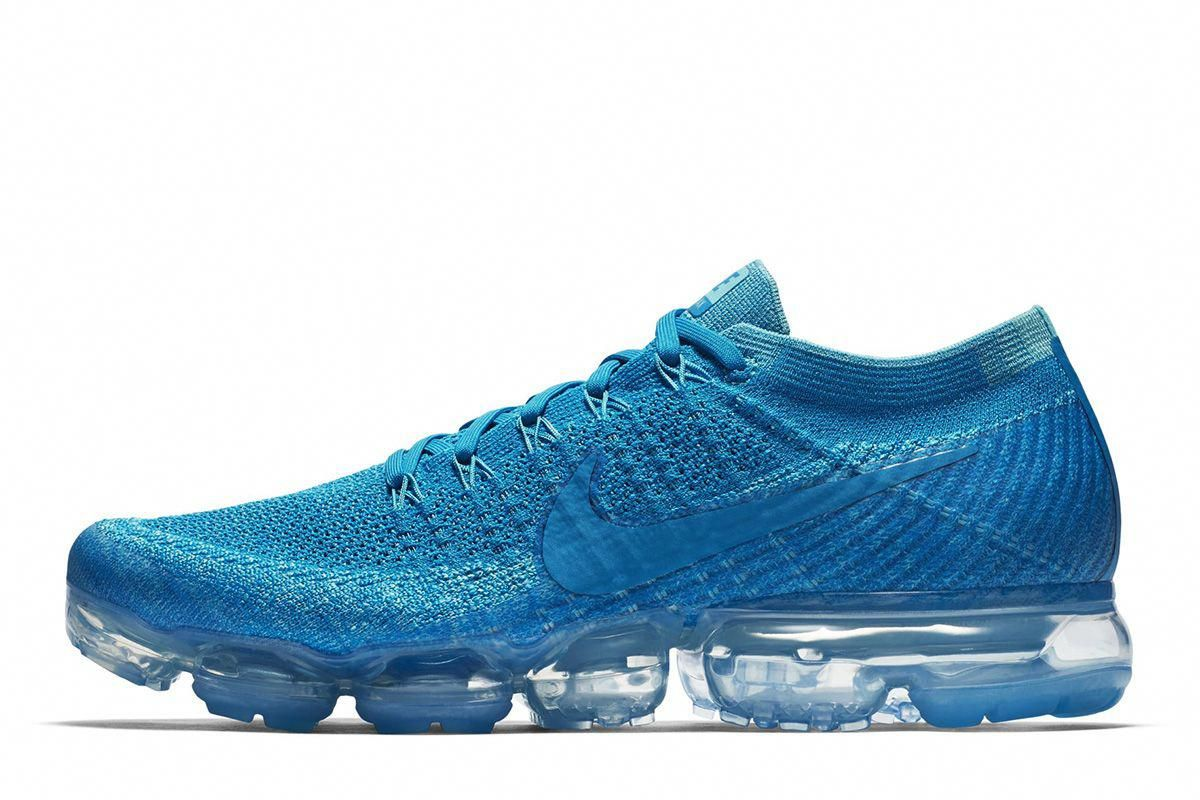 4d5f8cb3958 Preview  Nike Air VaporMax Flyknit  Blue Orbit  - EU Kicks  Sneaker  Magazine  vaporstore