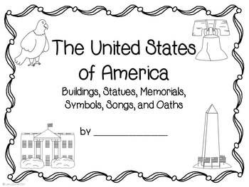 Informative Writing ~ U.S.A. Symbols Research Project