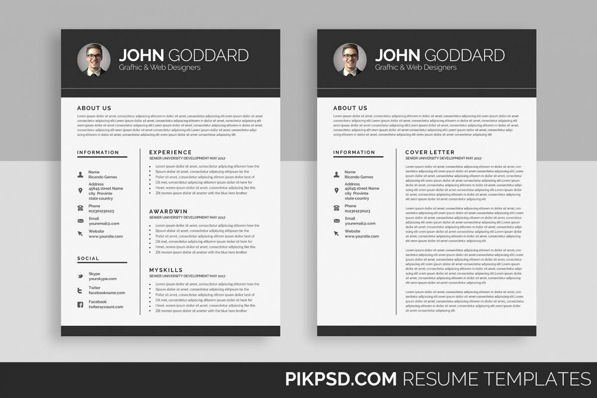 2 page resume format for freshers free download