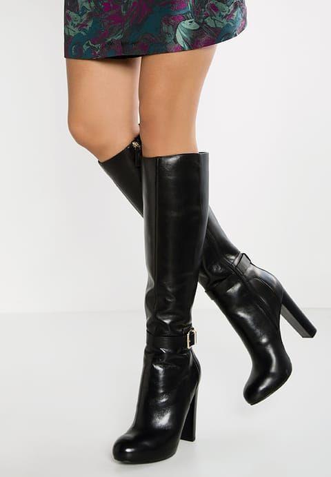 süß günstiger Preis wo kann ich kaufen Guess DEVAINA - High Heel Stiefel - black für 134,95 ...