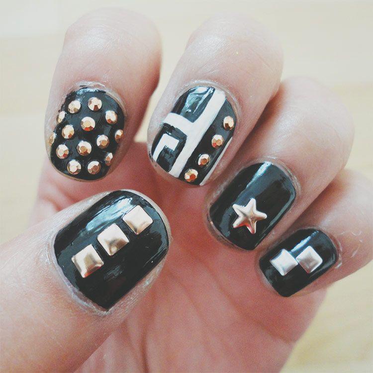 Rock nails X studs
