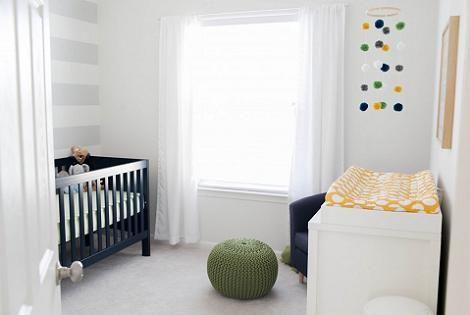 HABITACION BEBE ACTUAL | BabyKids | Pinterest | Habitaciones bebes ...
