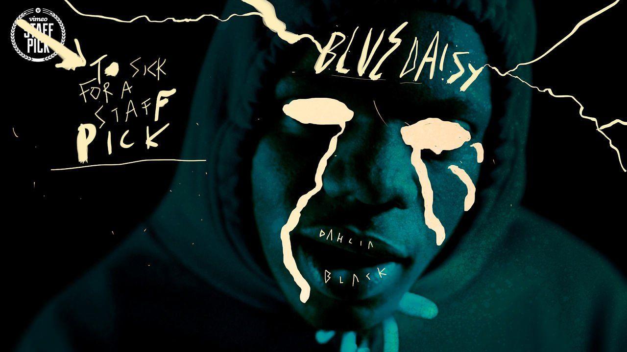 "BLUE DAISY presents DAHLIA BLACK ""UFCK A RAP SONG"""