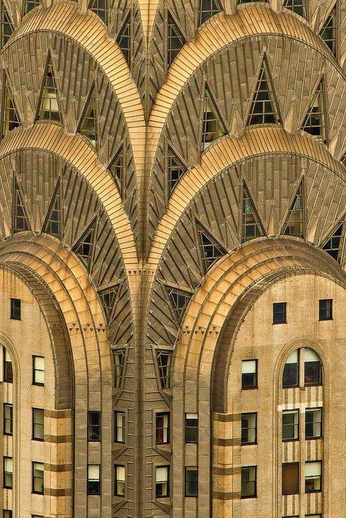 Chrysler Building New York Art Deco Architecture Art Deco