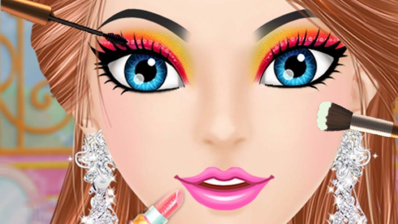 Prom Party Makeover Fun Girls Makeup Dress Up Games Cool Girl Dress Makeup Girls Makeup