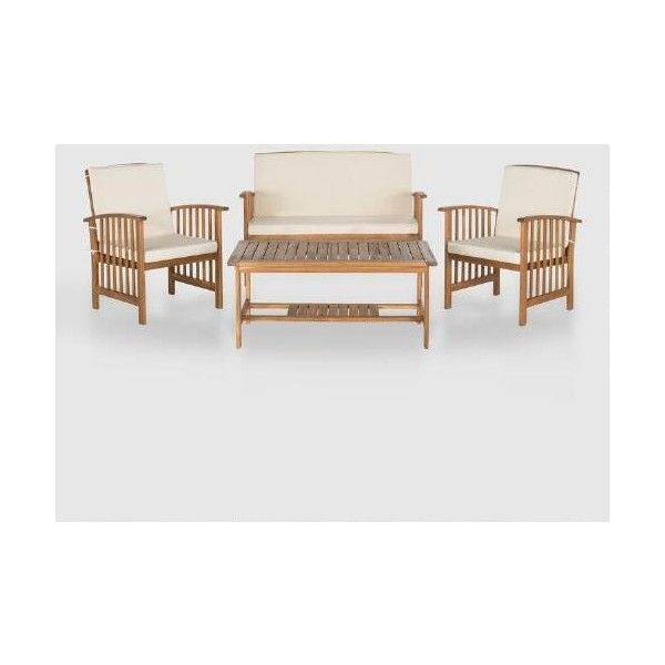 ($540) ❤ Liked On Polyvore Featuring Home, Outdoors, Patio Furniture,  Outside Patio Furniture, Outdoors Patio Furniture, Cost Plus World Market,  Outdoor ...