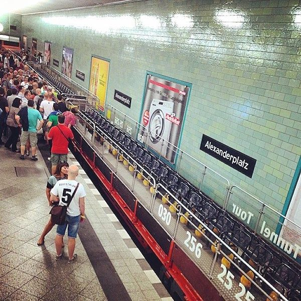 Subway Cabrio Tour | Awesome Berlin | Pinterest