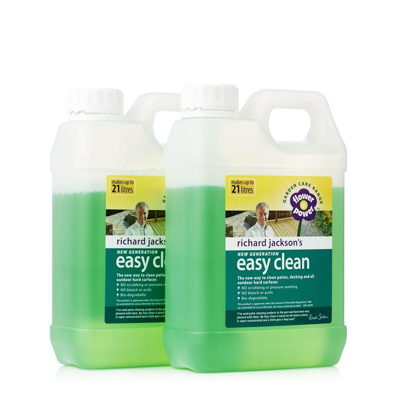 QVCUK TSV OFFER 11/03/17 508800   Richard Jacksonu0027s Easy Clean 2x 1L