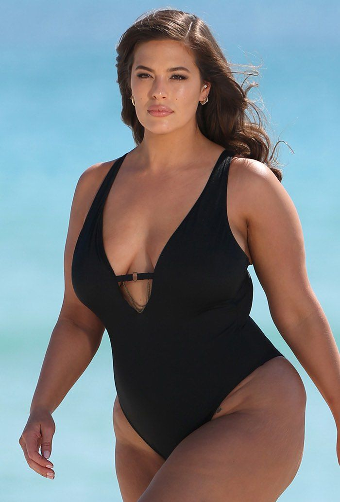 8851a7bd63bec Ashley Graham x Swimsuits For All Dolled-Up Swimsuit