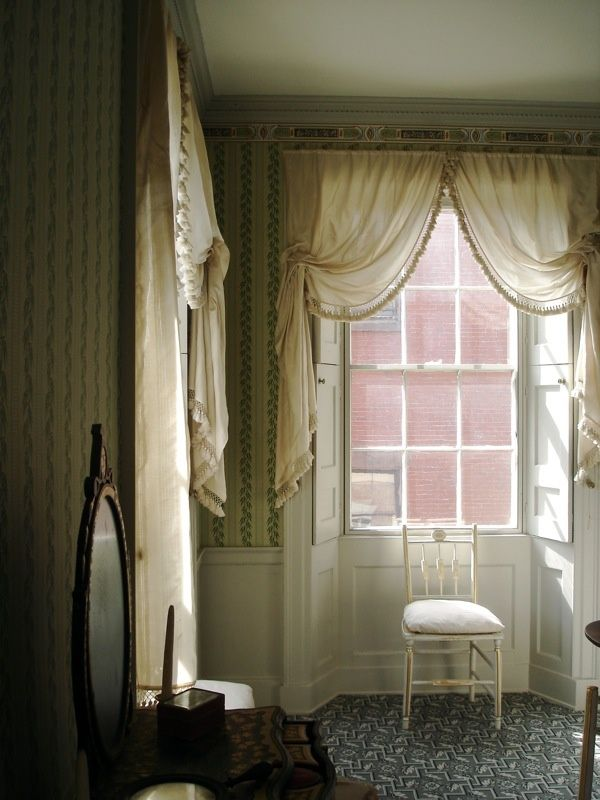 Window Treatments For Historic Homes Discount Bedroom