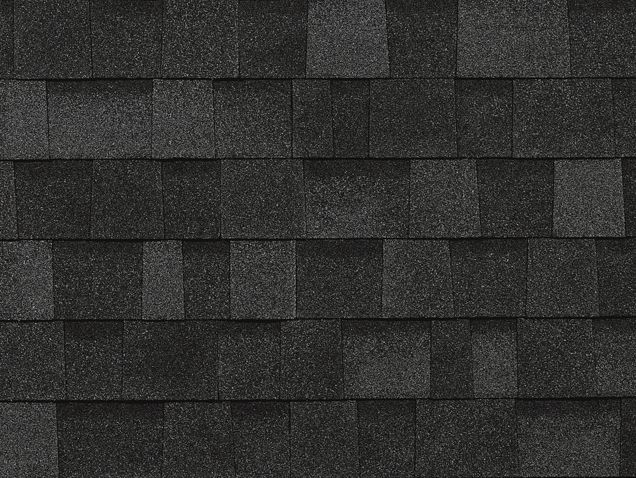 Roof Owens Corning Oakridge Shingles Onyx Black