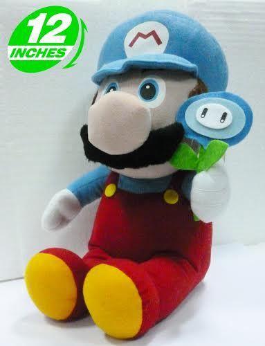Super Mario Bros Plush Doll MLPL5800