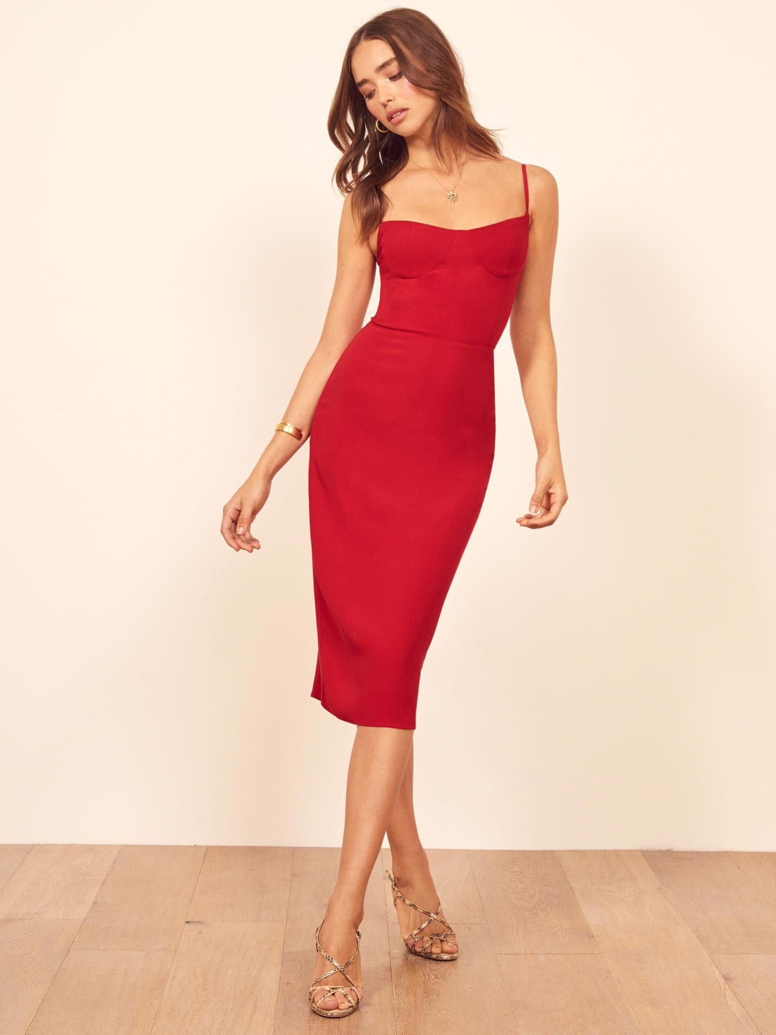 Isabel Dress #redcocktaildress in 13  Red dresses classy