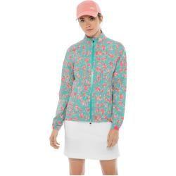 Kjus Women Dextra 2.5L Printed Jacket | 38,36,40,42 | Blau / Rot | Damen Kjus #datenightoutfit