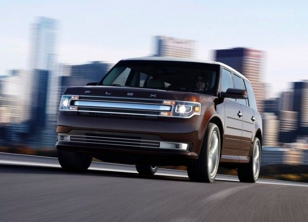 Ford Flex 2013 Release New 2013 Ford Flex Appearing At The