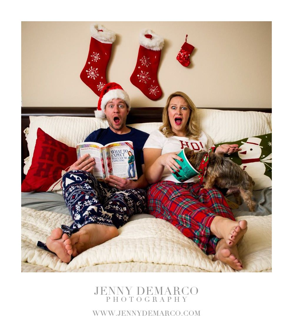 Best And Cutest Baby Announcement And Christmas Card Idea EVER! Must Do  This! Photo