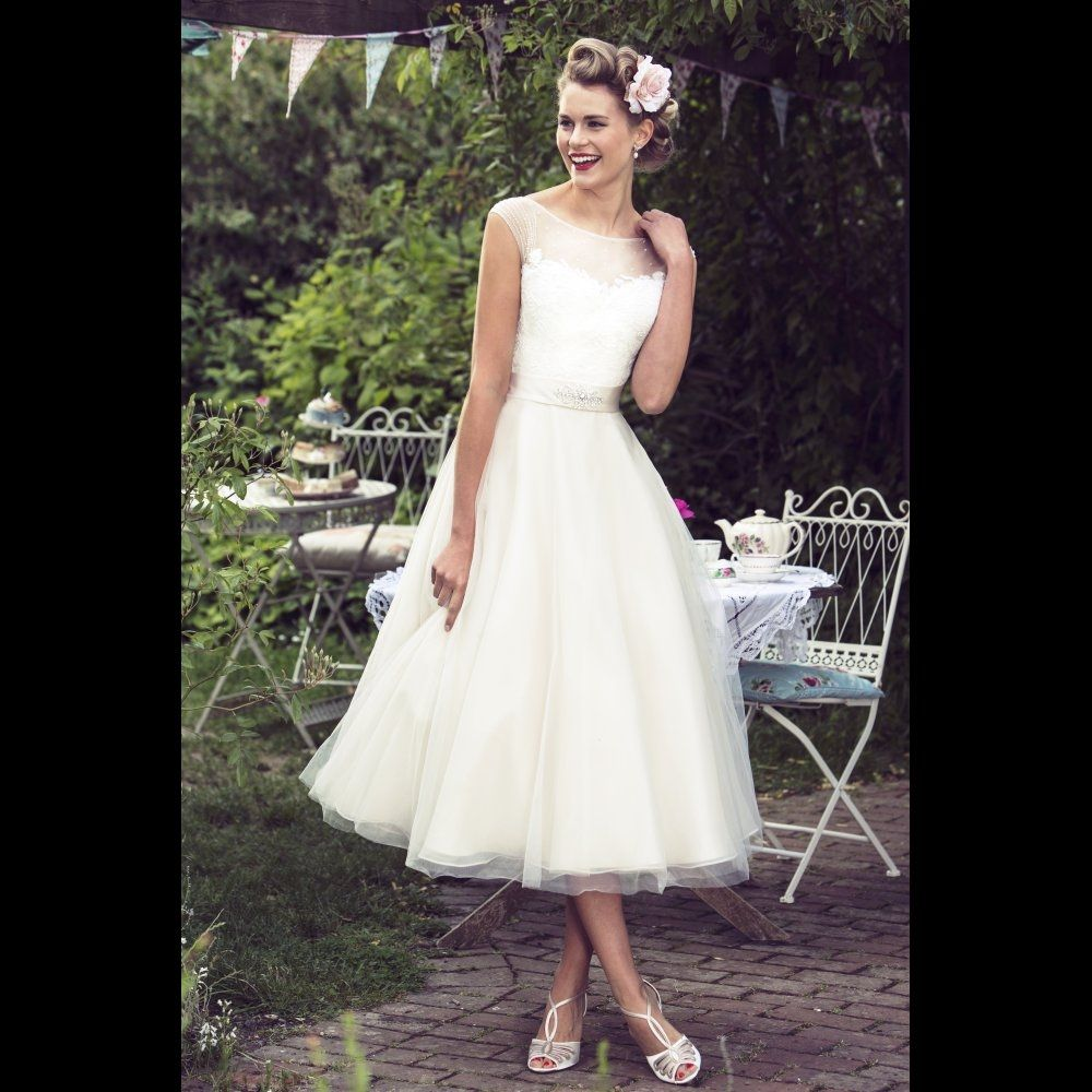 1950s Style Wedding Dresses 50s Amp 60s Bridal Dresses Uk 1950s ...