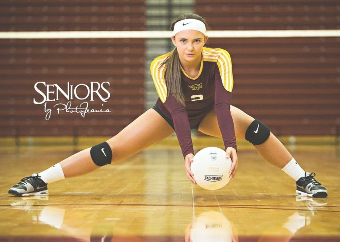 Volleyball Senior Picture Idea Volleyball Senior Pictures Volleyball Photography Volleyball Photos