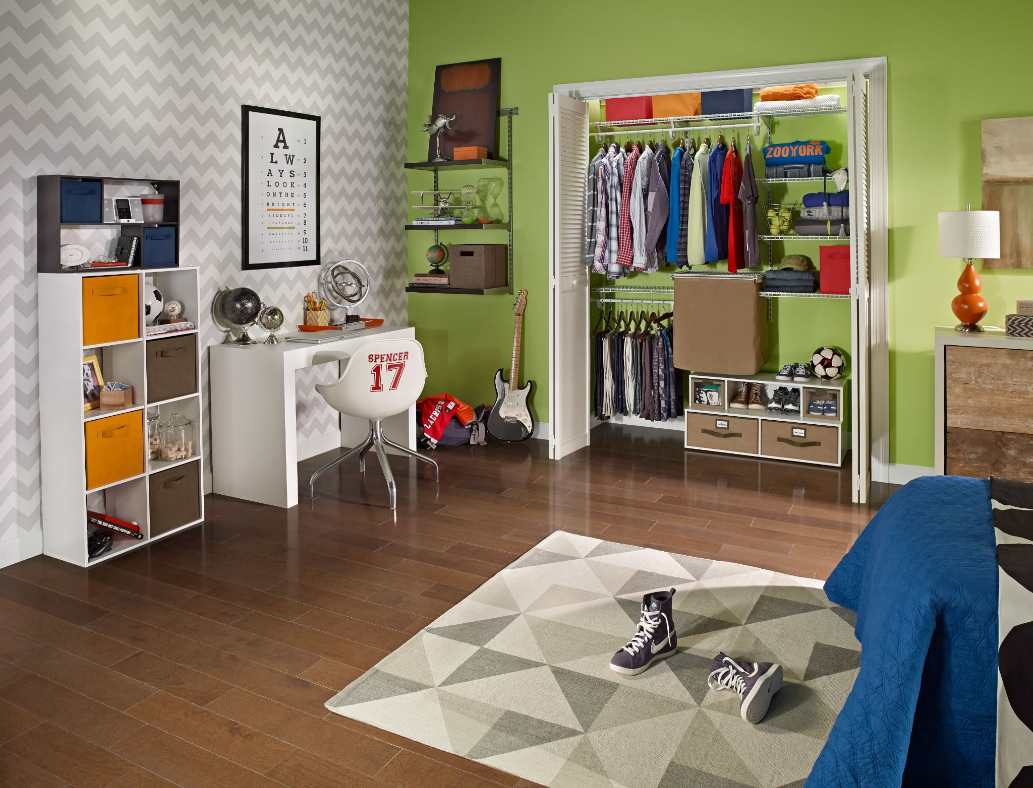 Smart Kids Rooms That Grow With Time