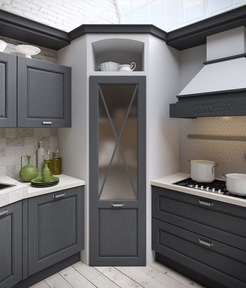 44 Best Small Kitchen Design Ideas For Your Tiny Space