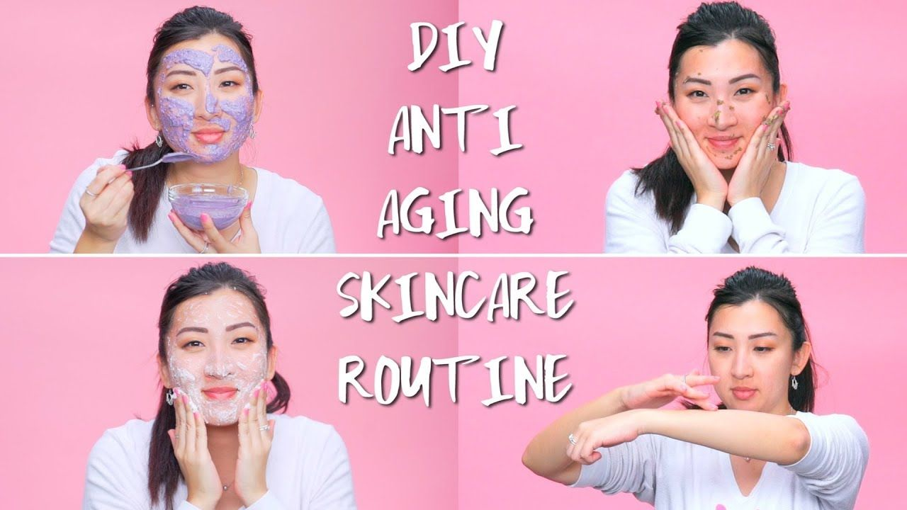 Diy anti aging skincare routine at home hi beauties today i will diy anti aging skincare routine at home hi beauties today i will be showing you a simple anti aging skincare routine with 4 different products you can solutioingenieria Image collections