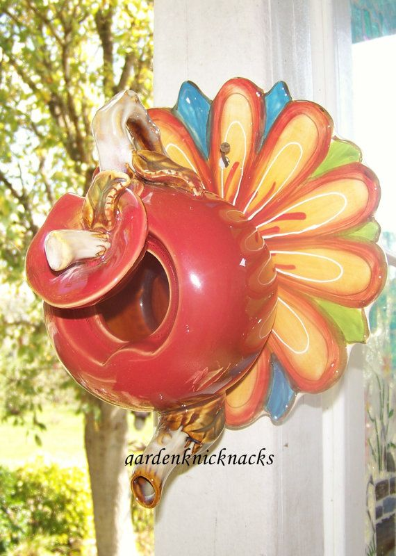 Apple Teapot birdhouse | Teapot birdhouse, Birdhouse and Teapot on silver bird houses, tree bird houses, really easy bird houses, christmas bird houses, porcelain bird houses, watering can bird houses, pan bird houses, flower bird houses, teacup bird houses, coffee bird houses, tea cup bird feeder poem, vintage bird houses, cream bird houses, clock bird houses, box bird houses, book bird houses, basket bird houses, easy to make bird houses, spoon bird houses, kettle bird houses,