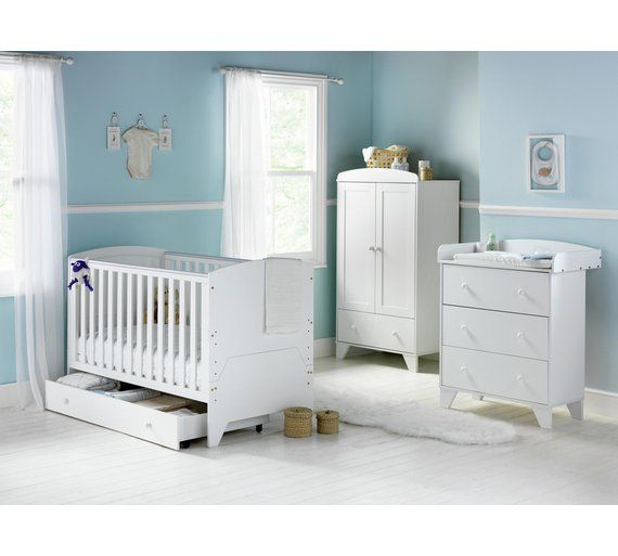 Nursery Furniture Sets, White Bedroom Furniture Sets Argos