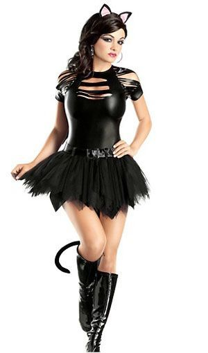 Catsparella Your Somewhat Ultimate Guide To Dressing Like A Cat - female halloween costume ideas