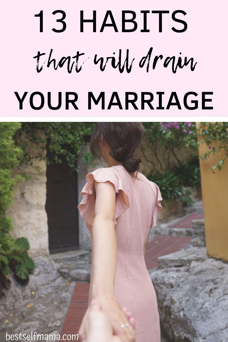 Toxic Marriage Habits   Best marriage advice, Healthy