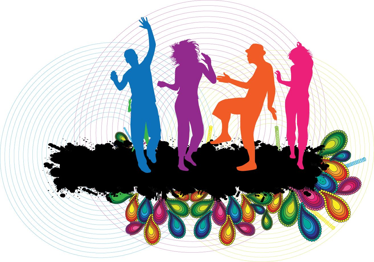 Pin By Free Logo Vectors On Free Vector Just Dance Party Vector Free