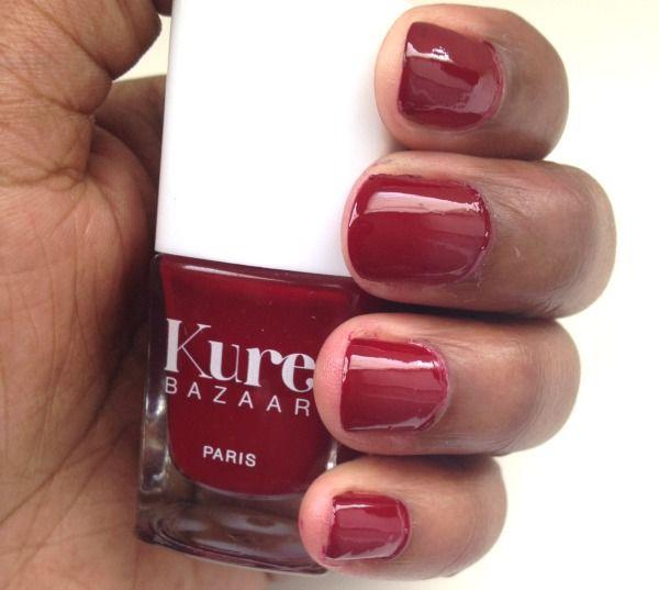 Très Kure Bazaar Cherie : rouge-cerise ultrasophistiqué disponible sur  MR61